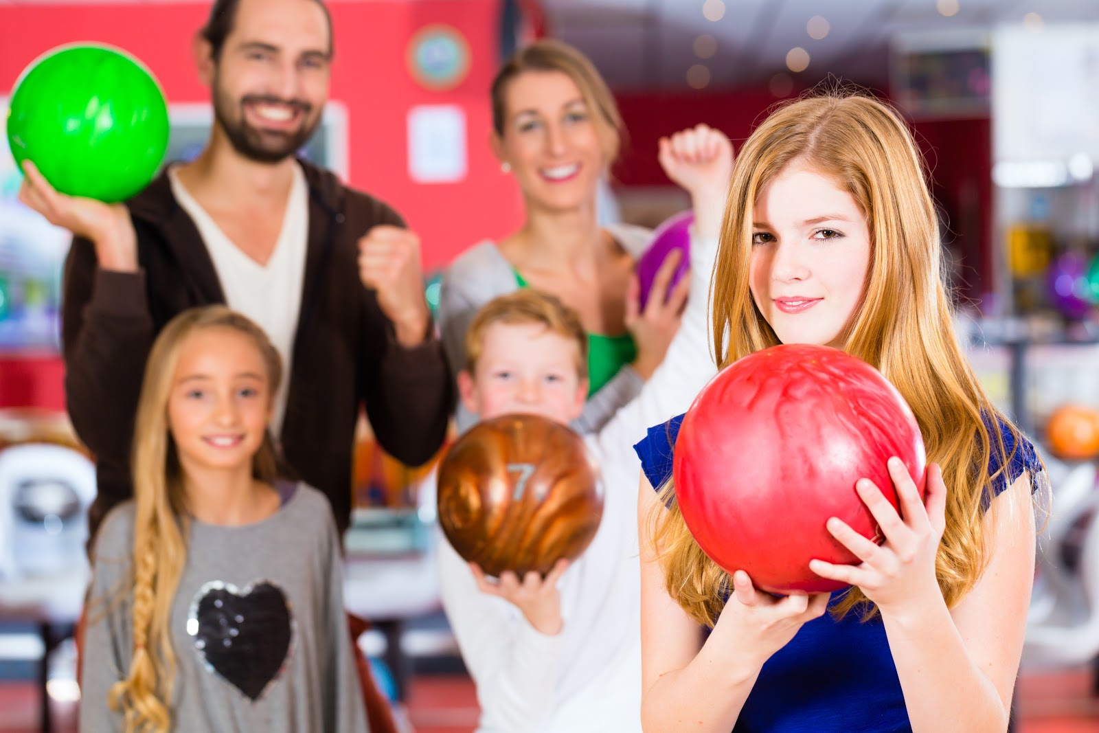 Family Bowling | Open Bowling | Open Play | Family Time | JB's on 41 | Milwaukee, WI