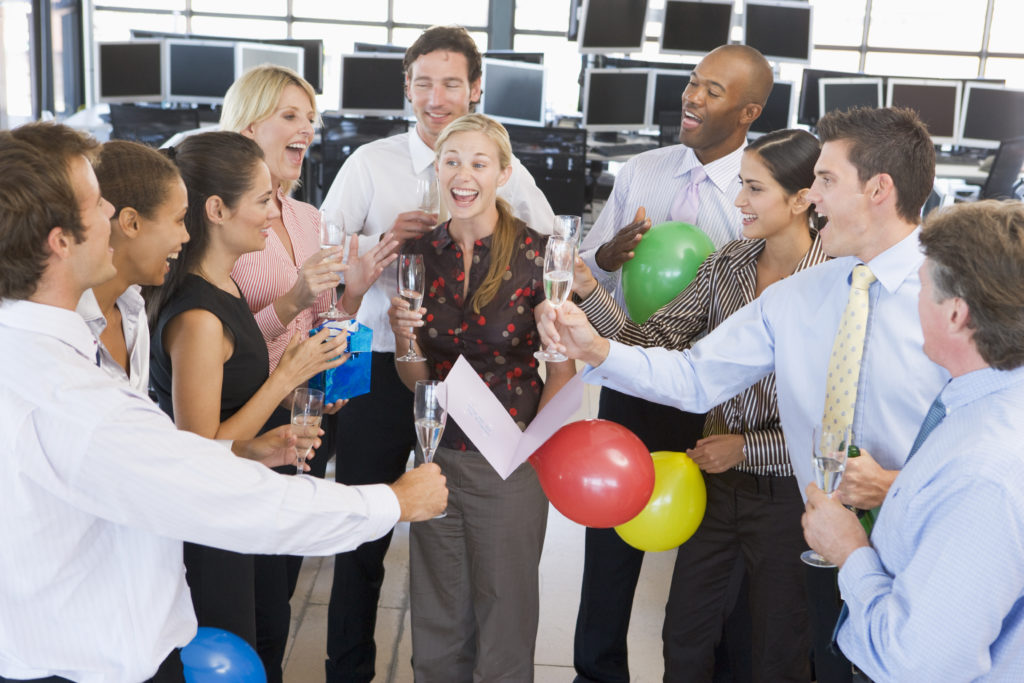 Office Party | Company Party | Odyssey Fun Center | Sheboygan Falls WI