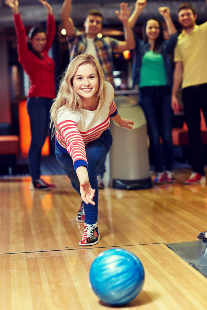 Bowling | Group Bowling | Odyssey Fun Center | Sheboygan Falls WI