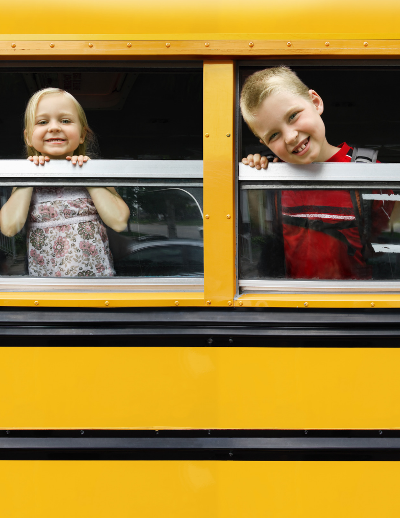 kids on school bus | field trips | youth programs | jb's on 41 | milwaukee, wi