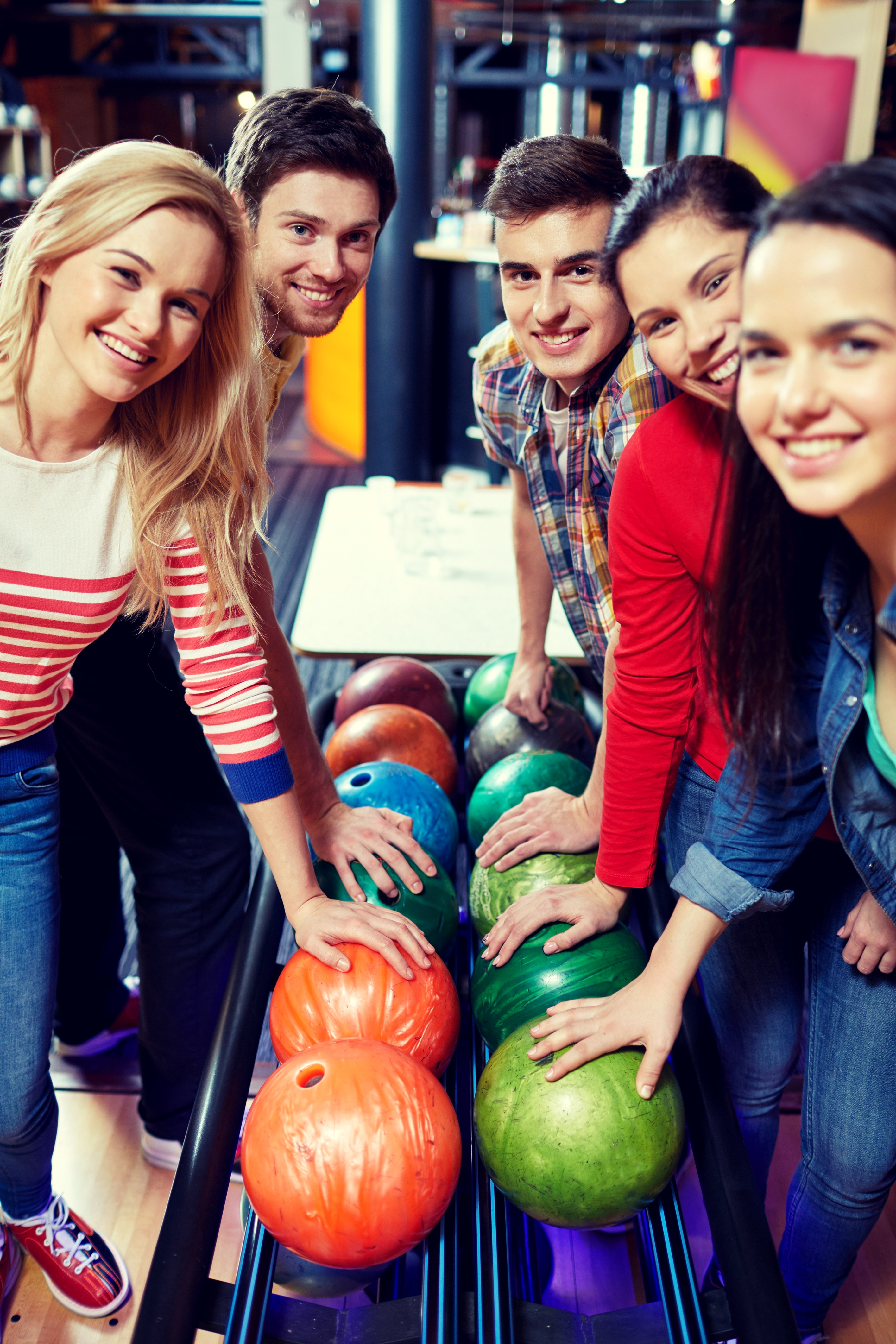 Group Bowling | Company Party Bowling | Company Event | Odyssey Fun Center | Sheboygan Falls WI