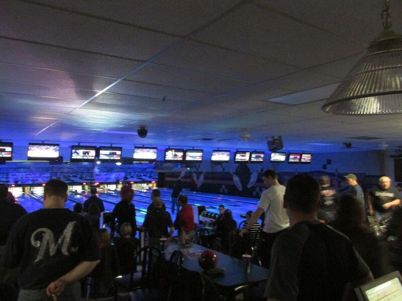 Galactic 9 pin tournament | Odyssey Fun Center | Sheboygan Falls WI