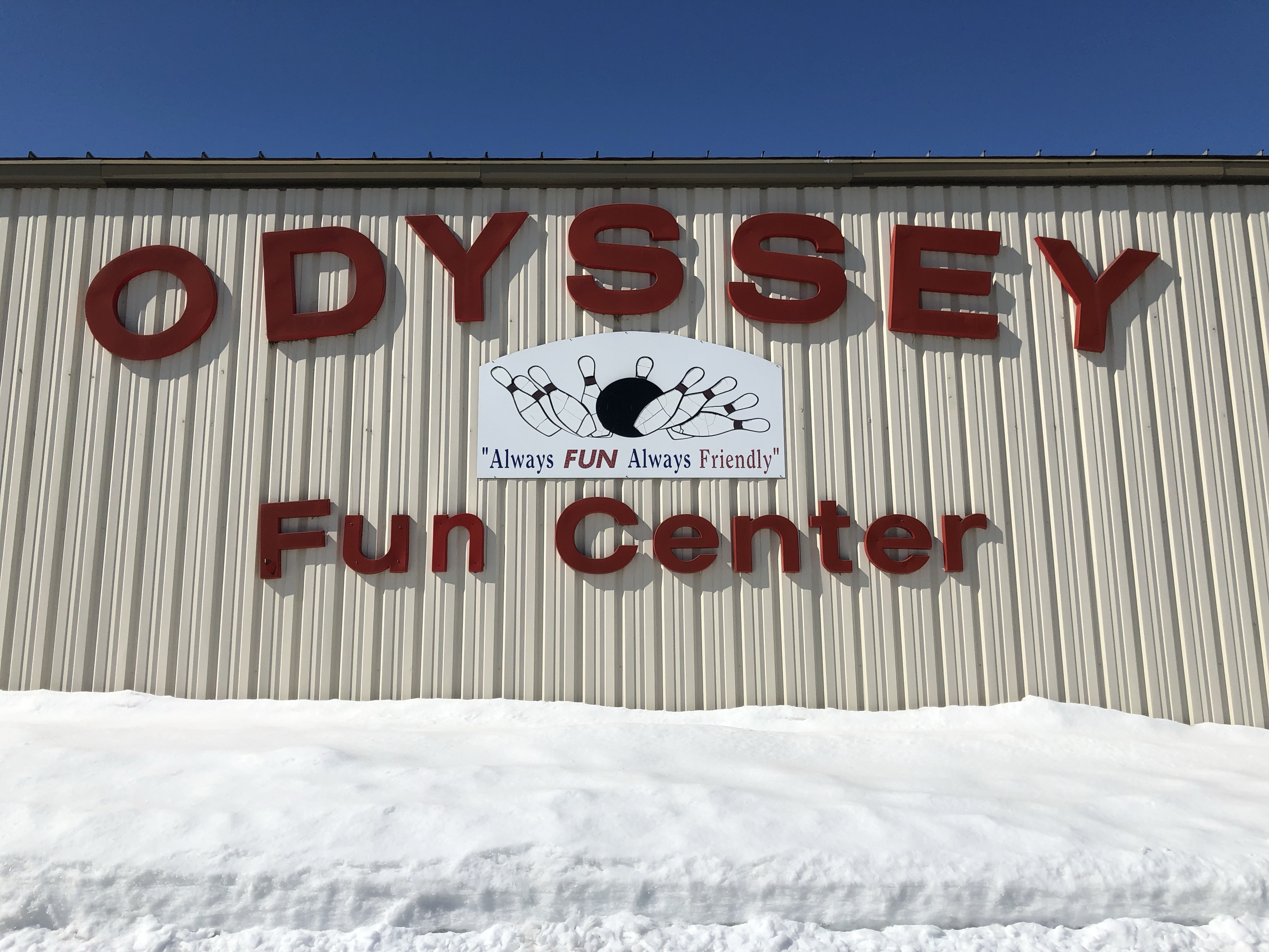 Odyssey Fun Center | Our Story | Location | Sheboygan Falls WI