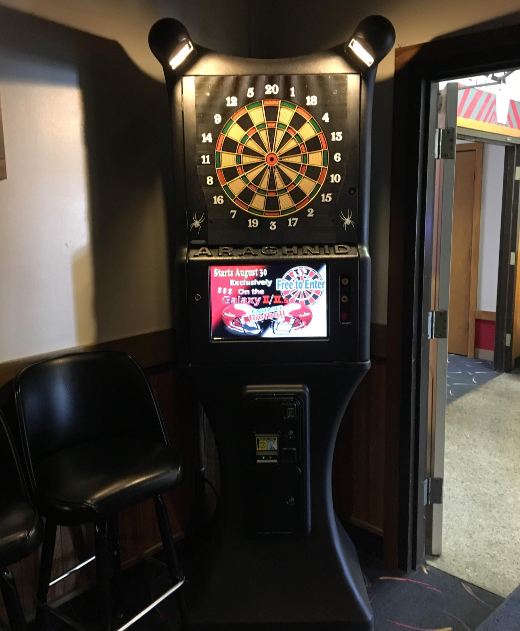 Odyssey Darts | Entertainment | Odyssey Bar & Grill | Sheboygan Falls WI