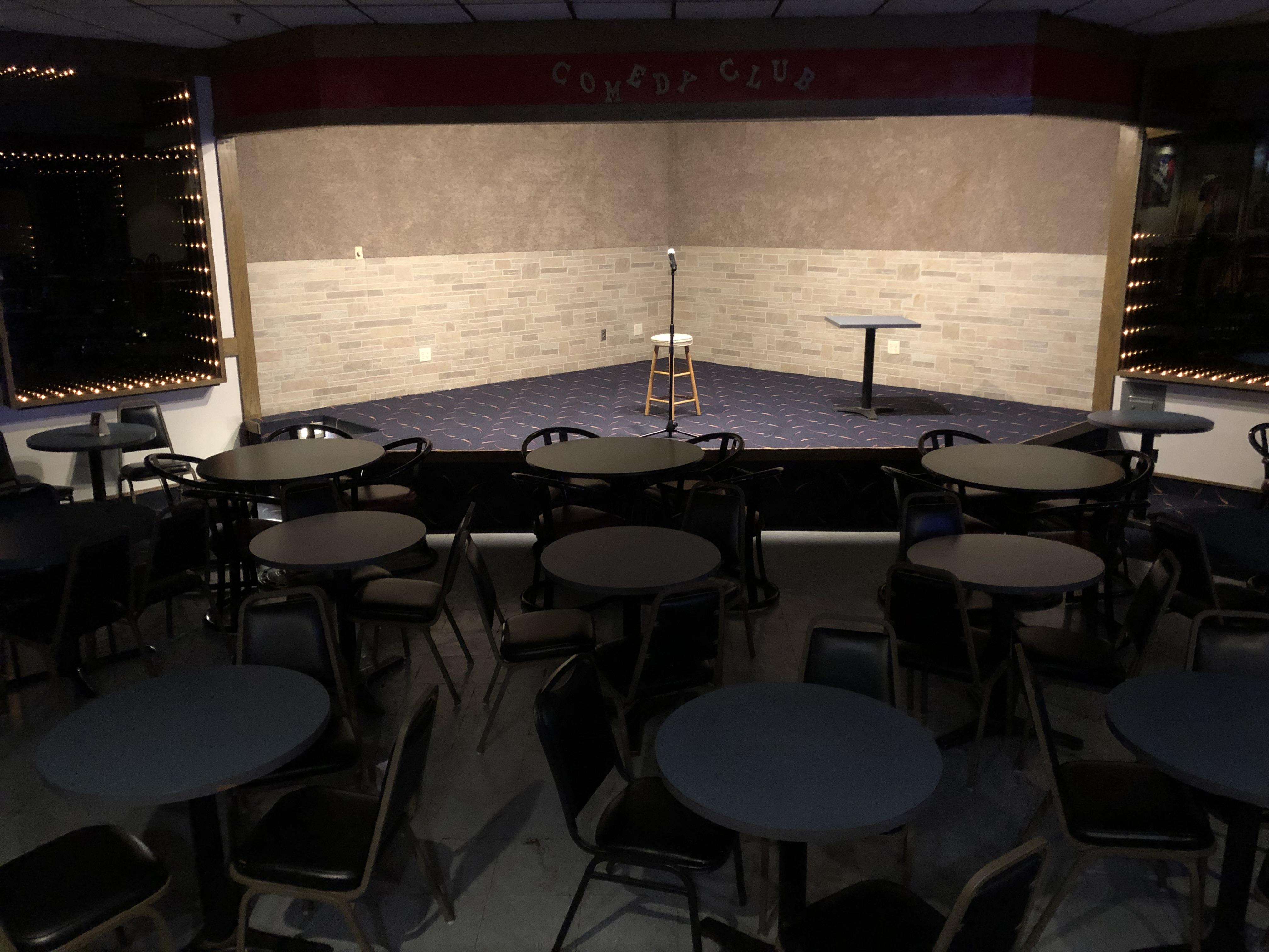 Comedy | Comedy Club | Odyssey Fun Center | Sheboygan Falls WI