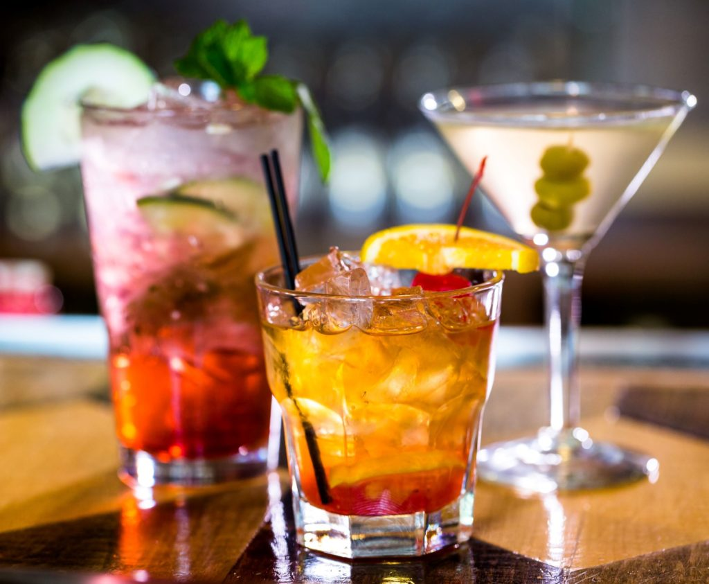 Happy Hour Drinks | Odyssey Bar & Grill | Sheboygan Falls WI