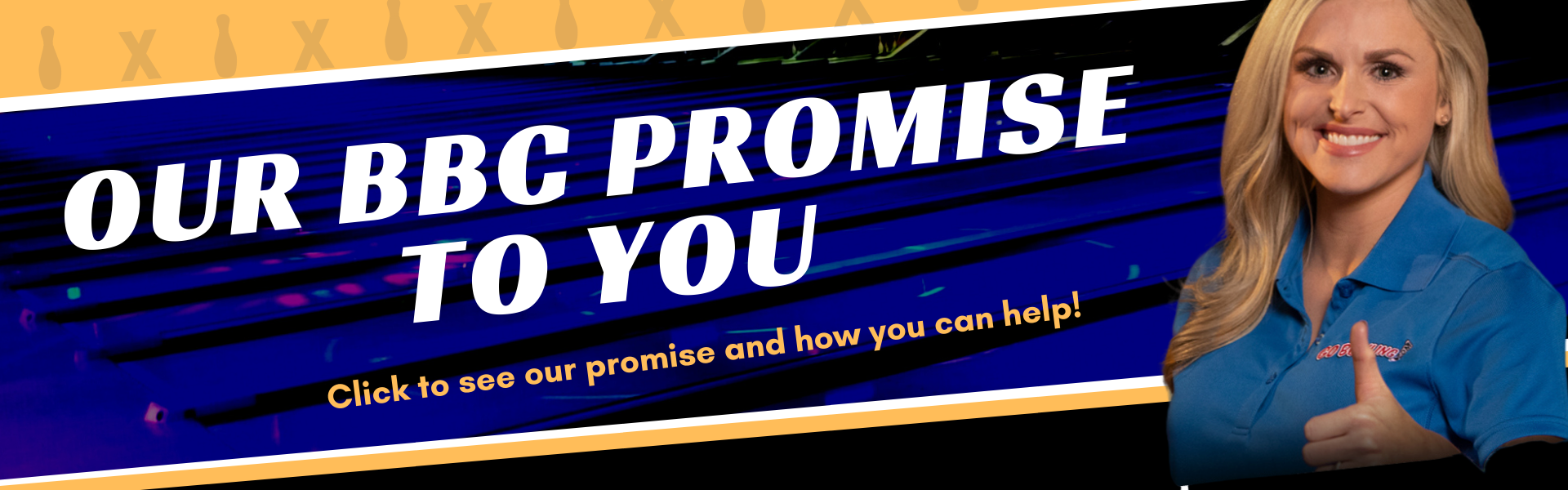 Bardon Bowling Centers Promise | COVID procedures | Odyssey Fun Center | Sheboygan WI