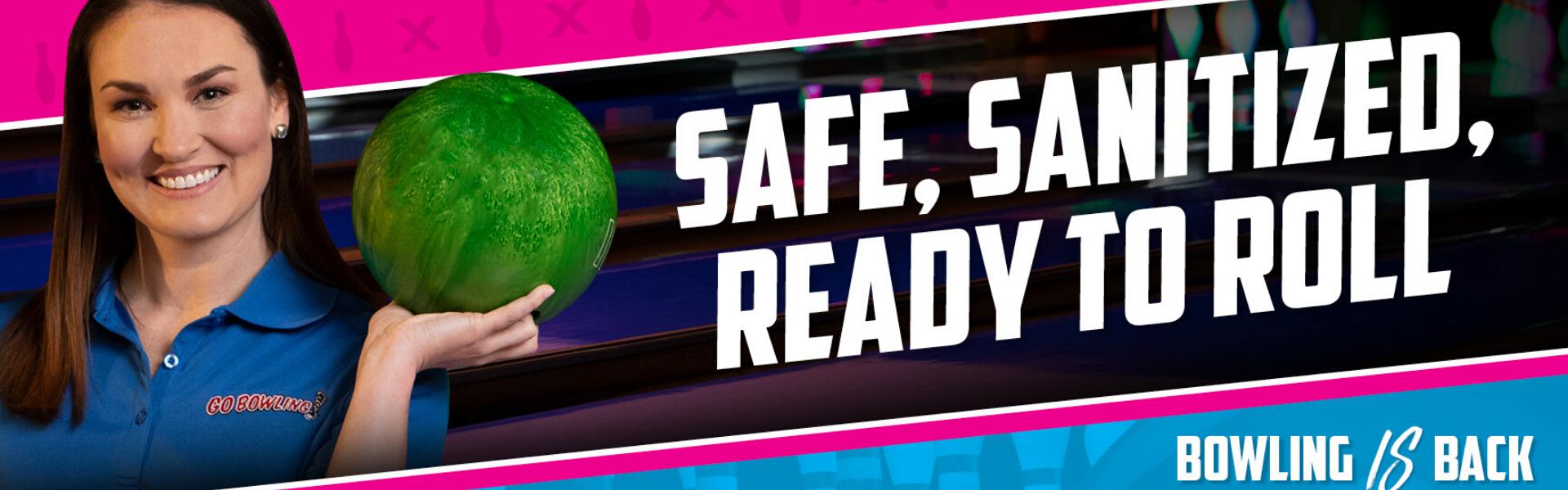 Safe and sanitized | Odyssey Fun Center | Sheboygan WI