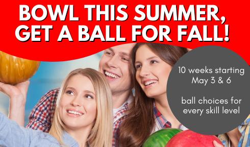 adult spring bowling league | adult leagues | Sheboygan, WI | Odyssey Fun Center