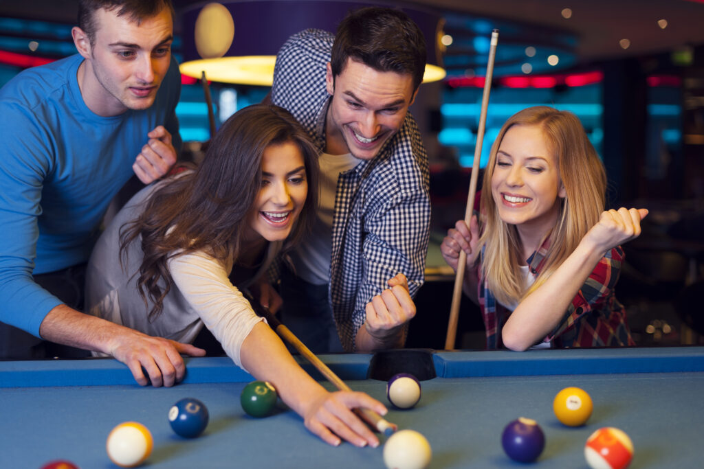 Billiards | Odyssey Fun Center | Sheboygan WI